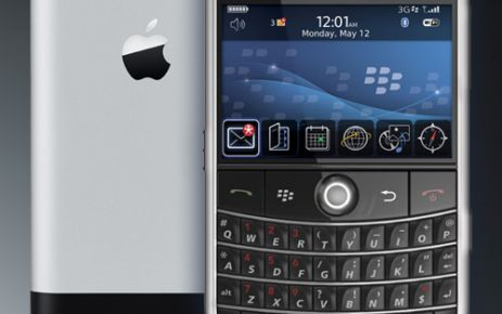 Apple ve Blackberry'nin başı belada