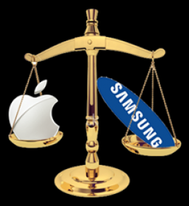 Apple ve Samsung'un patent savaşı
