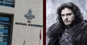 AYM'den 'Game Of Thrones' kararı