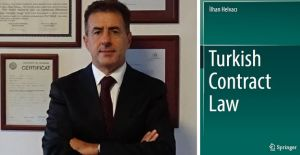 'Turkish Contract Law' raflardaki yerini aldı