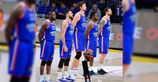 THY Euroleague: Anadolu Efes: 82 - Real Madrid: 84