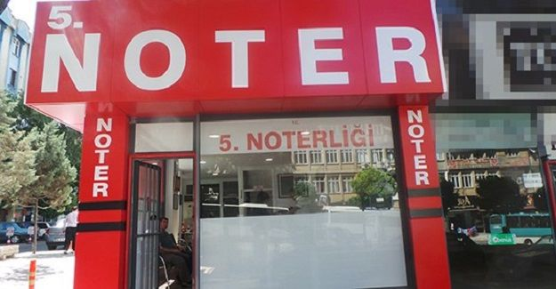 ​​​​​​​MÜNHAL NOTERLİKLER