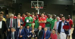 Basketbol: Molten İstanbul Cup