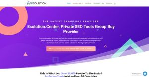 How to Run Successful Website with Esolution SEO Group Buy?